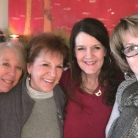 Caption: Karol Fontaine, Diane Turnley, Beth Woods and Melissa Parkerson