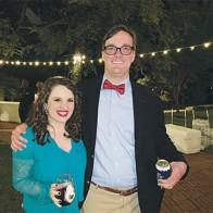 Caption: Lindsey and Parker Brown