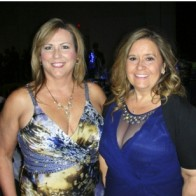 Caption: Lisa Johnson and Kristen Brown