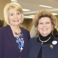 Caption: Margaret Elrod and Mollye McCalman